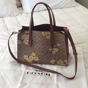 2019 Coach purse